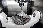 工作機械と穴あけ加工について|5軸加工機