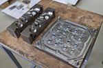 工作機械と金属加工について|プレス加工にかかせない「金型」について