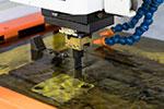 金属加工とシャーリングマシンについて|プラズマ加工機について